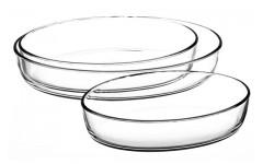 BORCAM НАБОР посуды 3 пр (1.55л,2.36л,3.2л) (1х4)