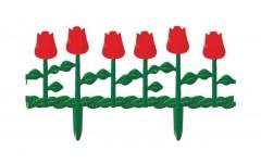 Ограждение ПМ Цветник№1 620*290 М613 Альтерн(5)
