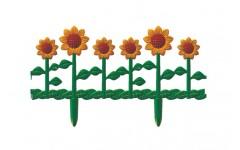 Ограждение ПМ Цветник№2 620*920 М615 Альтерн(5)