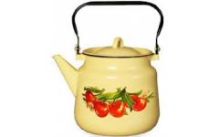 Чайник 2,0 л с рис(кремовый)(3)