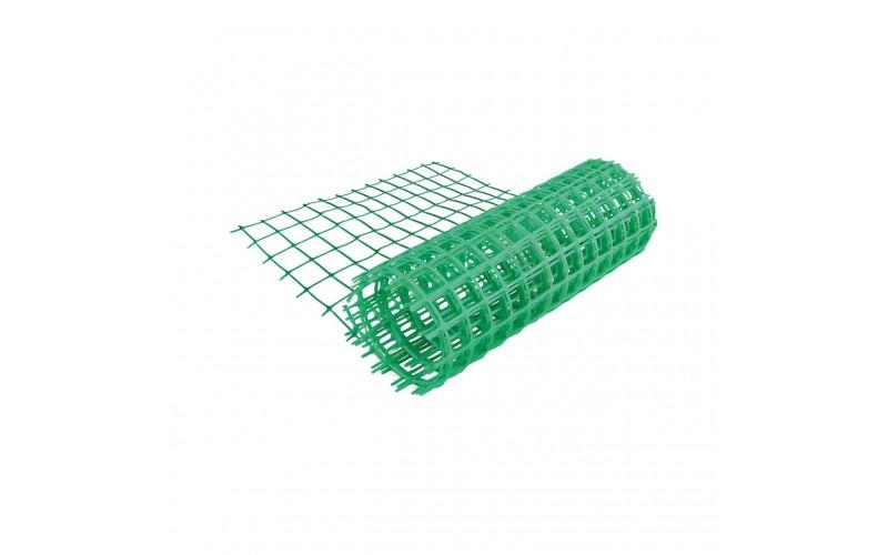 Сетка садовая 50х50(шир.1,5м)(дл.30м)(зел)(уп.1)