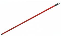 Черенок 120 см пластиковый прорезиненный (24)