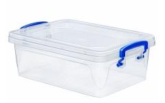 "Контейнер ""Fresh Box"" slim  0,6 л (72)"