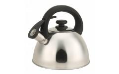 Чайник из нержавеющей стали,2,5л TM DECO с ТРС Капсульное  3 слойное дно    Арт.HY-3762 (12)
