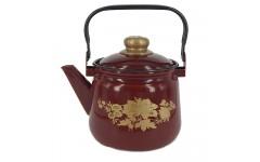 Чайник 2,0л, 06р-2710/9 с рис,рябчик  (4)